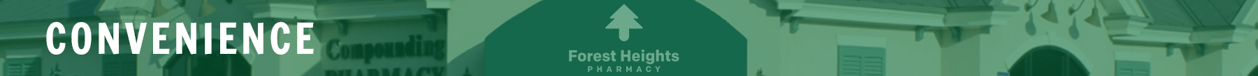 Convenience Program| Pharmacy | Gifts | Forest Heights Pharmacy Statesboro