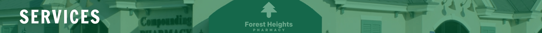 Pharmaceutical Services | Gifts | Forest Heights Pharmacy Statesboro